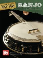 First Jams: Banjo Book/CD Set Sheet Music