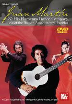 Juan Martin & His Flamenco Dance Company DVD Sheet Music