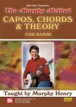 Capos, Chords and Theory for Banjo DVD Sheet Music
