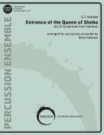 Entrance of the Queen of Sheba Sheet Music