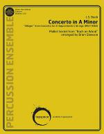 Concerto in A Minor Sheet Music