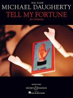 Tell My Fortune Sheet Music