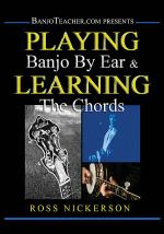 Playing Banjo by Ear & Learning the Chords DVD Sheet Music