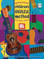 Children's Ukulele Method Book/CD Set Sheet Music
