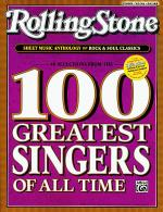 Rolling Stone Sheet Music Anthology for Singers and Pianists Sheet Music