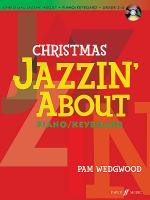 Christmas Jazzin' About for Piano / Keyboard Sheet Music