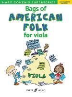 Bags of American Folk for Viola Sheet Music
