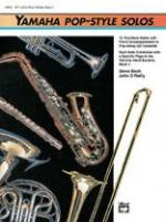 Yamaha Pop-Style Solos Sheet Music