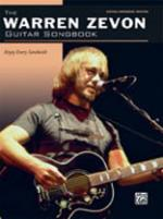 The Warren Zevon Songbook Sheet Music