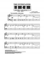 Entertainer, The Sheet Music