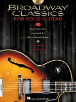 Broadway Classics for Solo Guitar Sheet Music