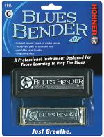 Blues Bender Harmonica Sheet Music