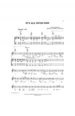 It's All Over Now Sheet Music