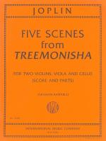Five Scenes from Treemonisha (First Edition) Sheet Music