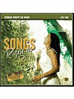 Songs Right As Rain (Karaoke CD) Sheet Music