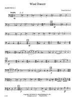 Wind Dancer: Baritone B.C. Sheet Music