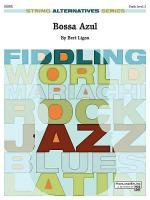 Bossa Azul (score only) Sheet Music