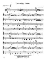 Moonlight Tango: 3rd Violin (Viola [TC]) Sheet Music