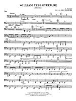 William Tell Overture: Tuba Sheet Music