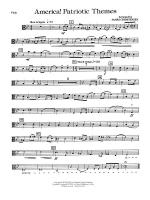 America! Patriotic Themes (as played at Disney World): Viola Sheet Music