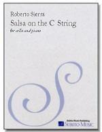 Salsa on the C String Sheet Music