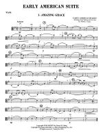 Early American Suite: Viola Sheet Music