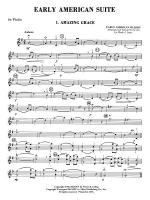 Early American Suite: 1st Violin Sheet Music