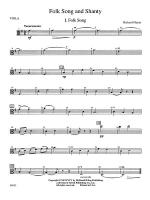 Folk Song and Shanty: Viola Sheet Music