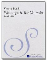 Weddings & Bar Mitzvahs Sheet Music