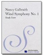 Wind Symphony No. 1 Sheet Music