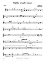 The Star Spangled Banner: 1st F Horn Sheet Music