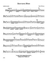 Bow-town Blues: String Bass Sheet Music