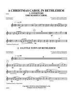A Christmas Carol in Bethlehem: Oboe Sheet Music