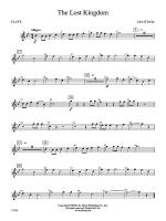 The Lost Kingdom: Flute Sheet Music
