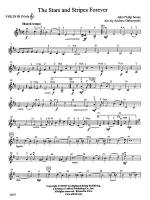 The Stars and Stripes Forever: 3rd Violin (Viola [TC]) Sheet Music