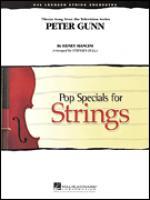 Peter Gunn, Percussion part Sheet Music