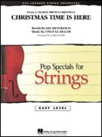 Christmas Time Is Here, Percussion part Sheet Music