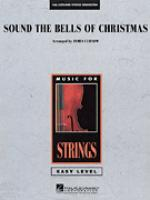 Sound The Bells Of Christmas, Cello part Sheet Music