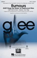 Rumours: Glee Sings The Music Of Fleetwood Mac Sheet Music