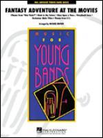 Fantasy Adventure At The Movies, Bb Clarinet 1 part Sheet Music