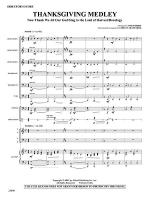 Thanksgiving Medley: Score Sheet Music