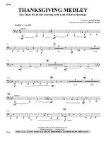 Thanksgiving Medley: Tuba Sheet Music