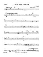 American Folk Suite: 1st Trombone Sheet Music