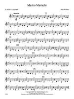 Mucho Mariachi: E-flat Alto Clarinet Sheet Music