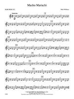 Mucho Mariachi: Baritone T.C. Sheet Music