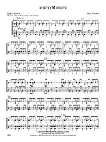 Mucho Mariachi: 1st Percussion Sheet Music