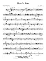 River City Blues: Baritone B.C. Sheet Music