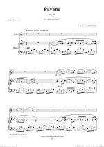 Pavane Op.50 Sheet Music