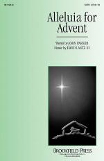 Alleluia for Advent Sheet Music