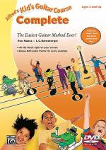 Kid's Guitar Course Complete Sheet Music
